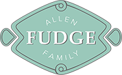 Allen Family Fudge Logo 178 x 110