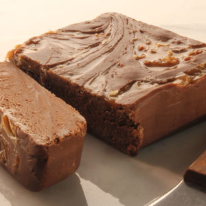 Allen Family Fudge - Chocolate Caramel Fudge